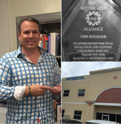 Autism Hope Alliance, Founder, Tom Bohager