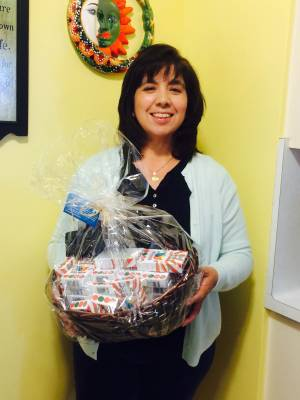 Autism Pantry Winner-May 2015