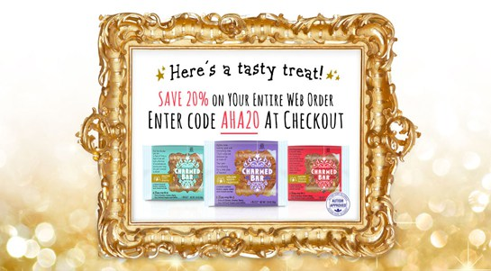 Charmed Bar Coupon Autism Hope Alliance