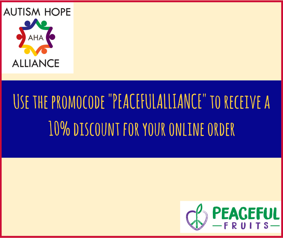 Peaceful Alliance Autism Hope Alliance