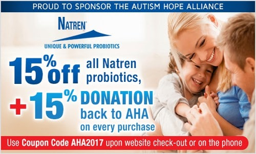 Natren Coupon Autism Hope Alliance