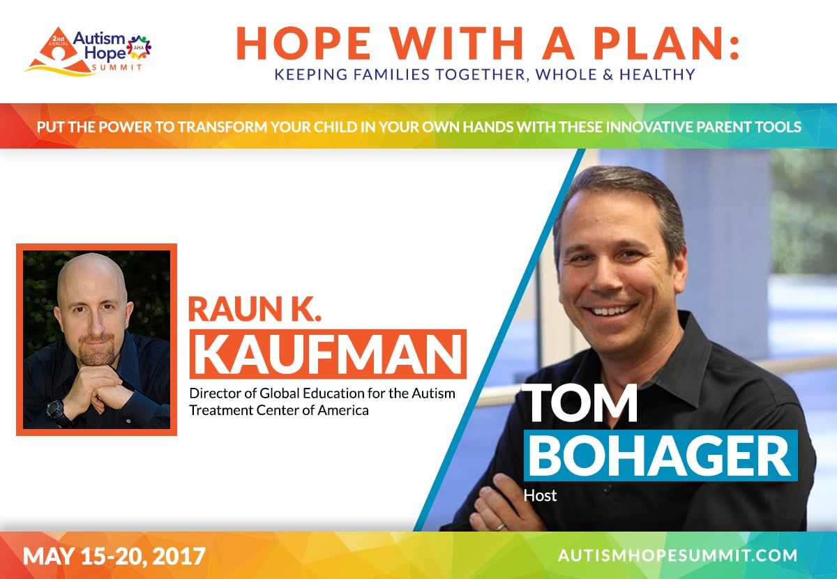 Raun Kaufman Autism Hope Alliance