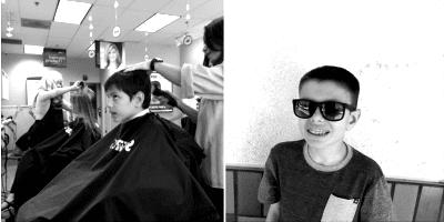 It's Haircut Time!!