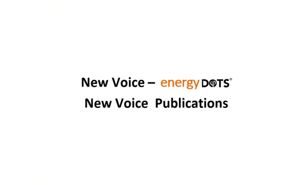 New Voice for Health – Energy Dots