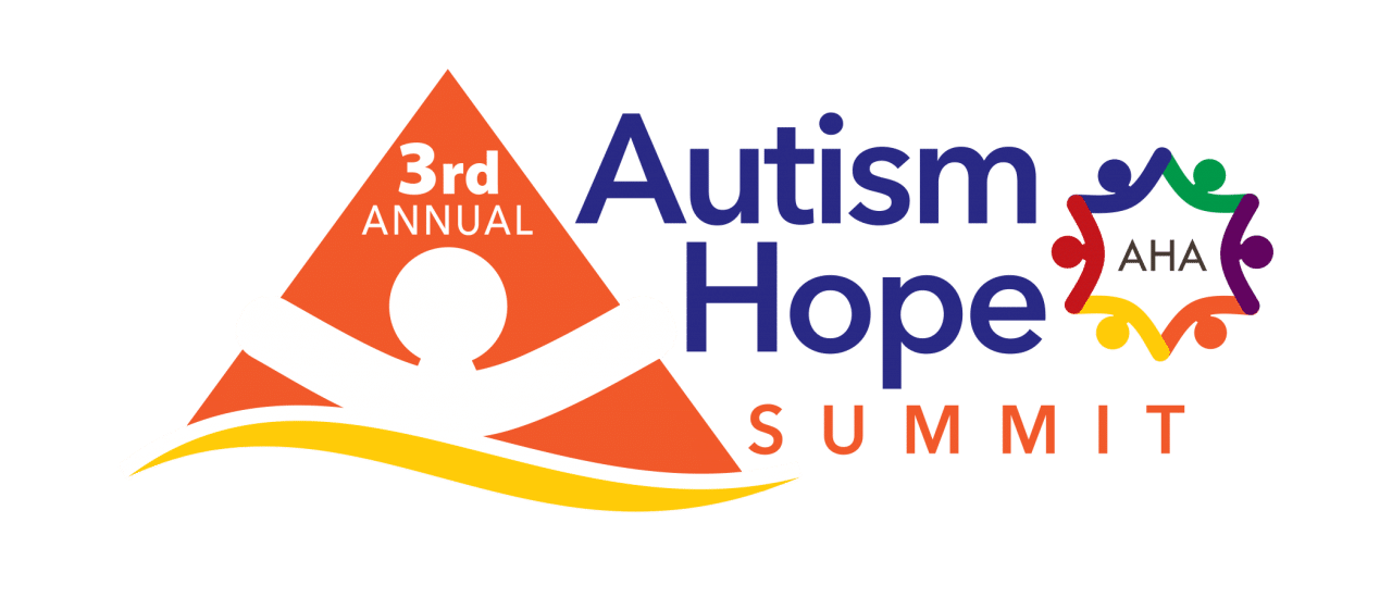 Autism Summit 3rd Annual Logo Autism Hope Alliance
