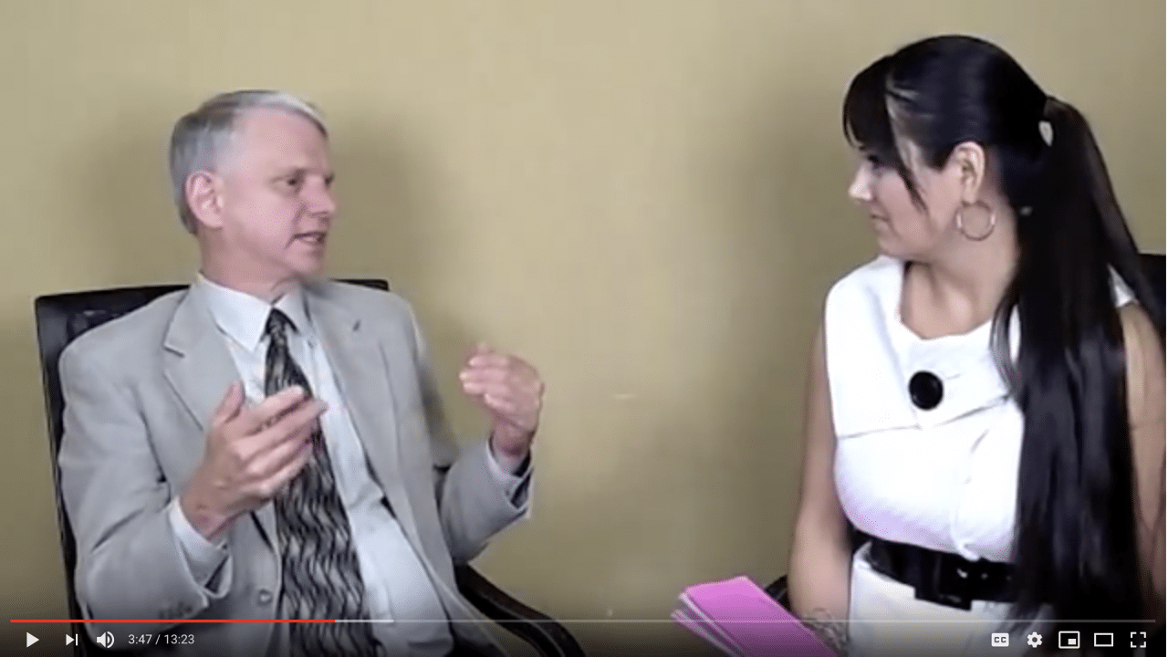 Interview with James Neubrander – (M.A.P.S. Doctor) – Part 1