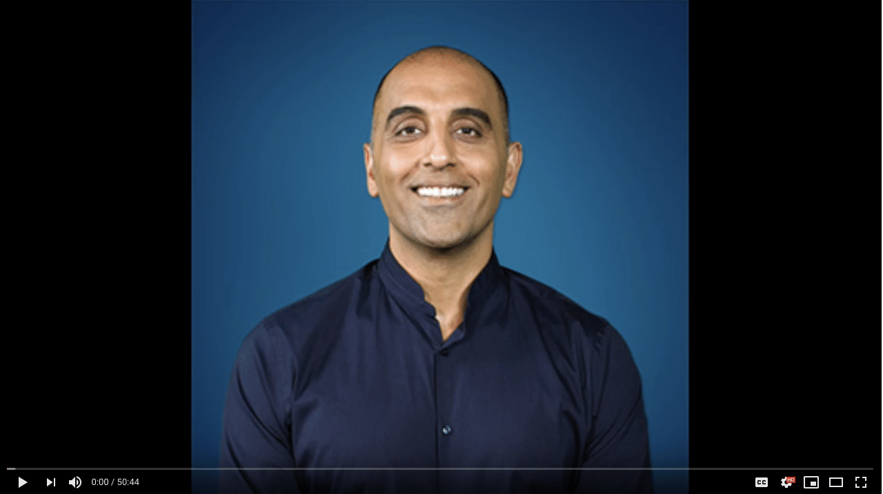 Finding Vitality in Your Life - Dr. Pedram Shojai