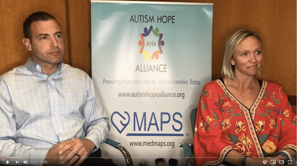 Autism and Chiropractic Care - Dr.'s Jason & Melissa Sonners (M.A.P.S Doctors)