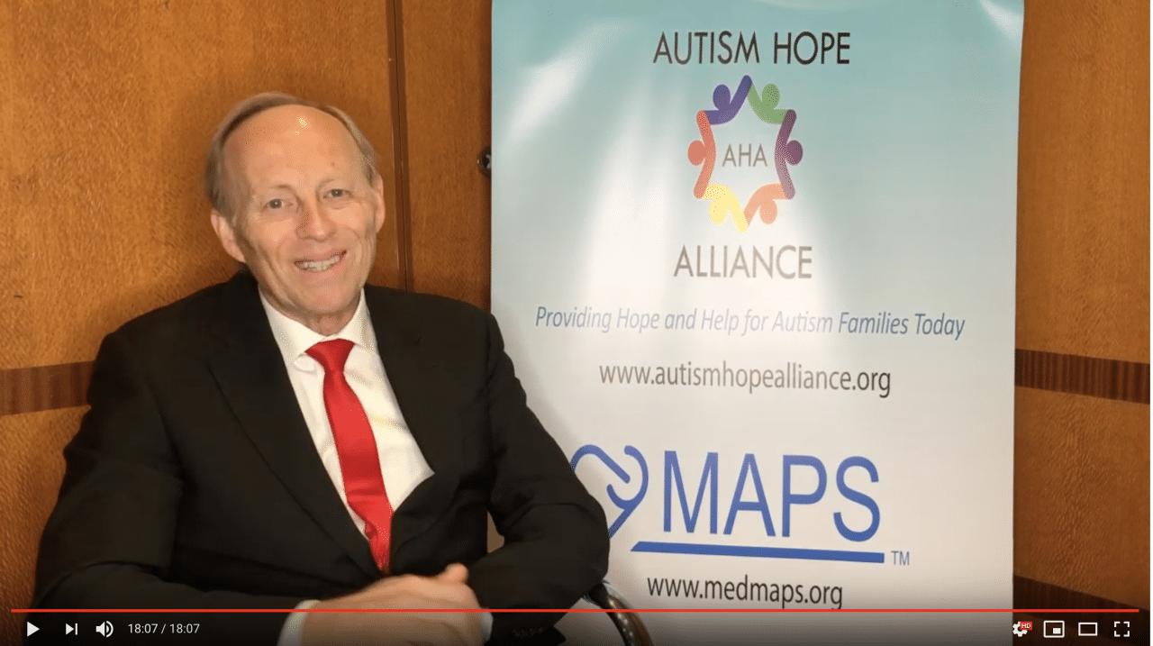 Autism & Hyperbaric Oxygen (HBOT) - M.A.P.S. Dr Paul Harch