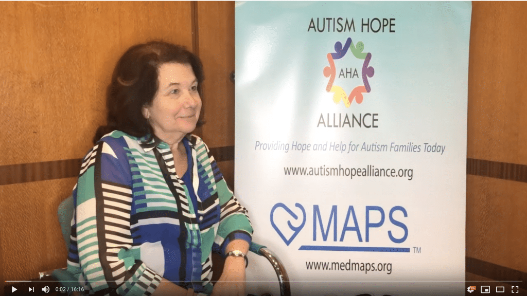 First Steps After a Diagnosis of Autism - M.A.P.S. Dr. Elizabeth Mumper