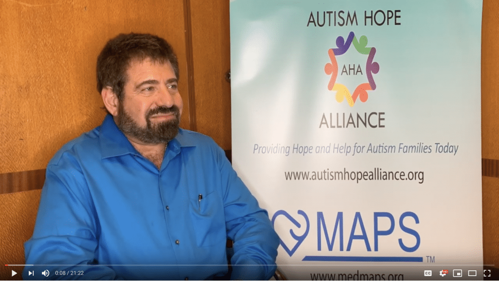 Autism & Chelation Therapy - M.A.P.S. Doctor David Dornfeld