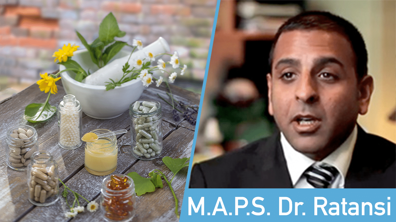 Naturopathic Doctor vs. Medical Doctor - M.A.P.S Doctor Zayd Ratansi