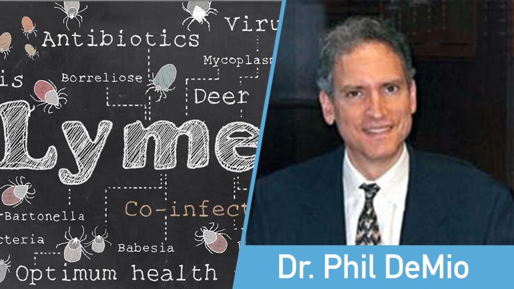 Autism & Lyme Disease - Dr. Phil DeMio