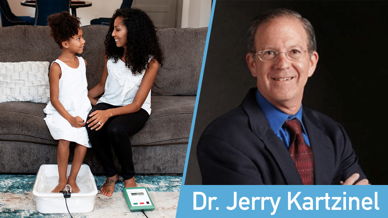 Can IonCleanse Really Help? - Dr. Jerry Kartzinel Interviewed by Terri Hirning