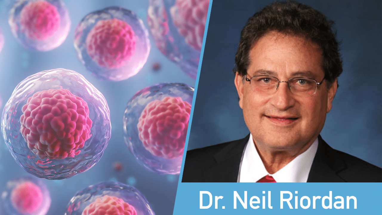 Stem Cells & Autism - Dr. Neil Riordan