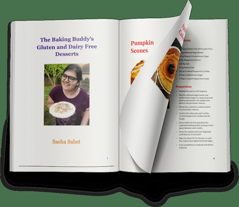 Baking Buddy Cookbook